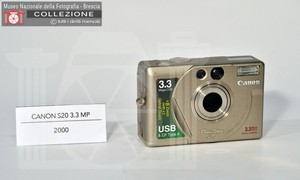 CANON S20 3.3MP