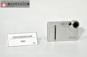 CASIO EXILIUM 2.0 MP