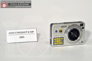SONY CYBERSHOT 8,1 MP
