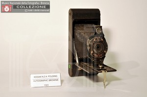 AUTOGRAPHIC BROWNIE N.2A FOLDING