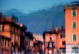 Bruno Faglia-Paesaggio urbano-3
