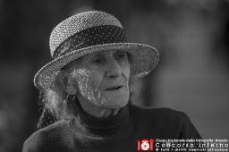 Fogazzi Francesco- Signora col cappello